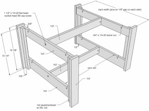 10 Photos Of The Coffee Table Plans
