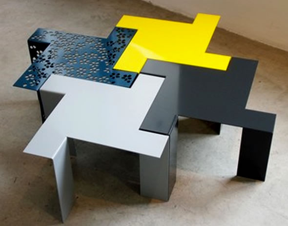 Interesting Idea of Occasional Table