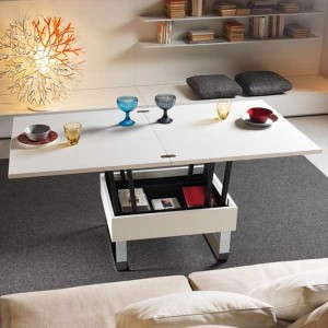 Modern Convertible Coffee Table