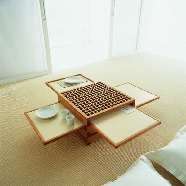Small Coffee Table Idea