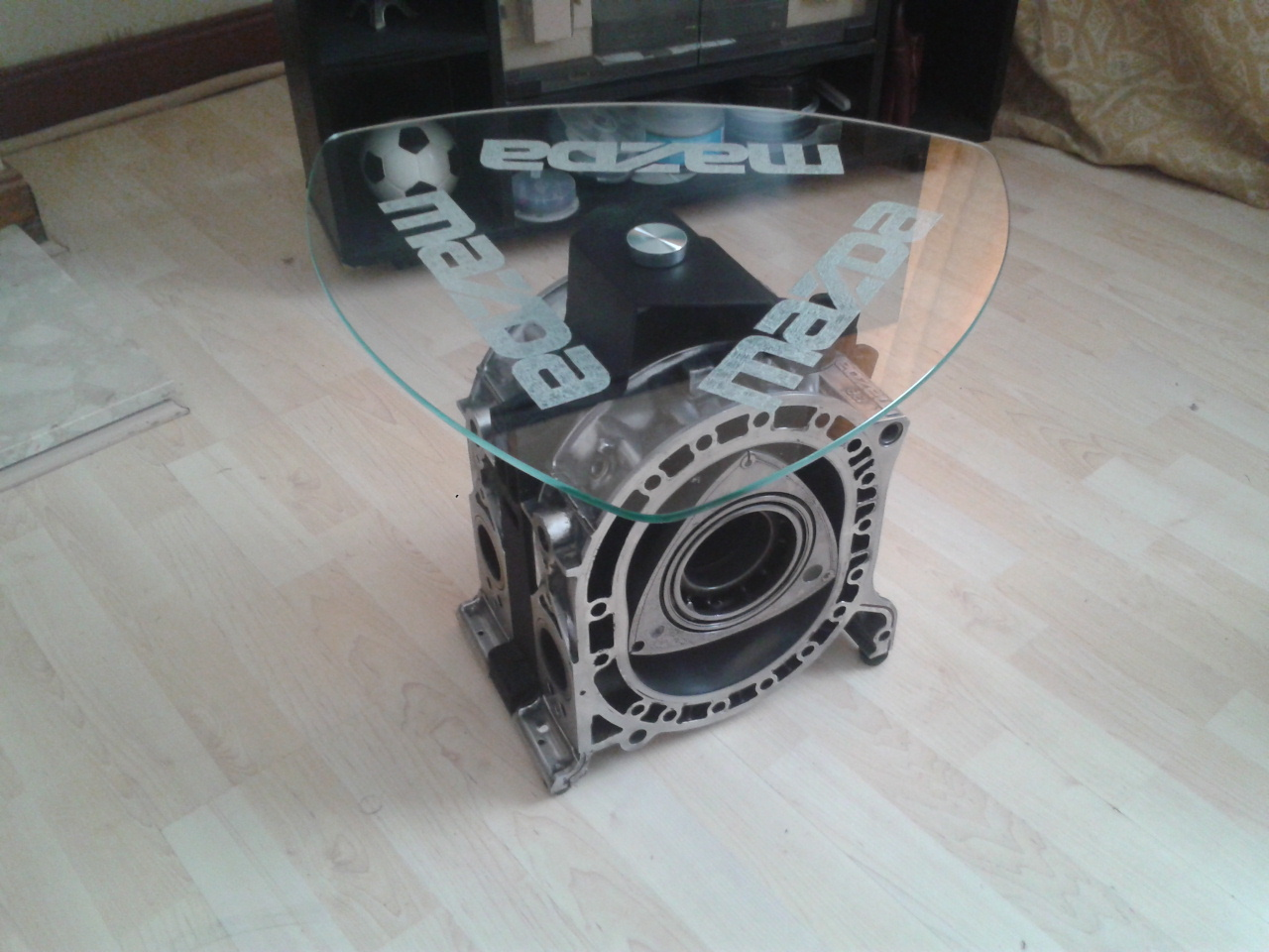 Small Engine Coffee Table