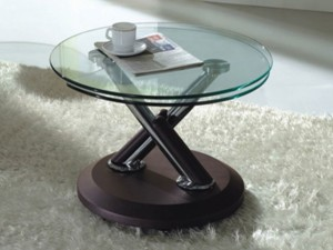 Great Photo Gallery Of The Small Round Coffee Table Glass Top