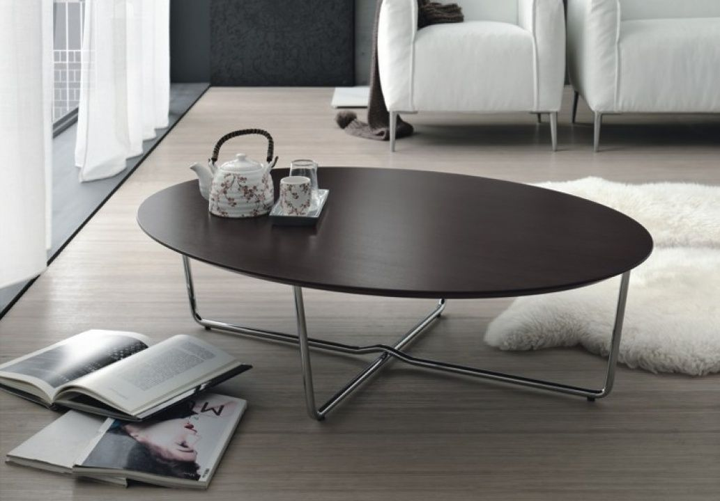 Strict Oval Coffee Table