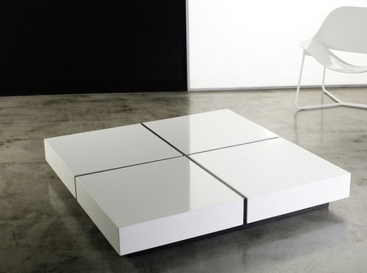 Stylish Contemporary Coffee Table