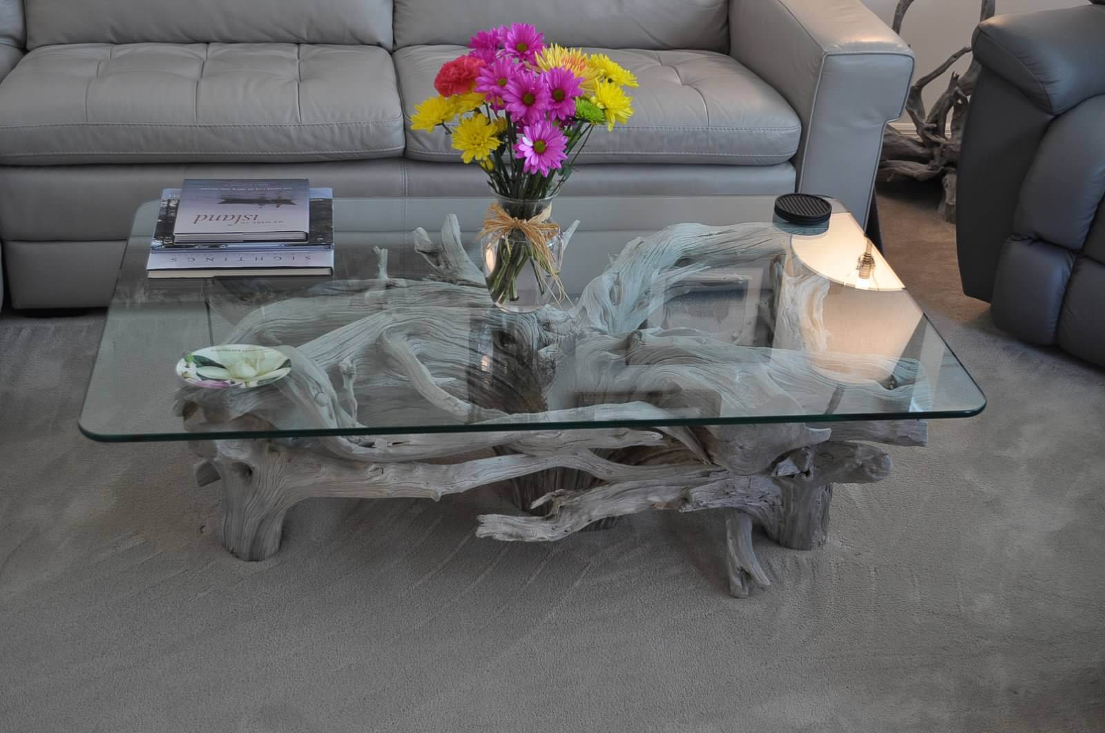 Classic Driftwood Coffee Table