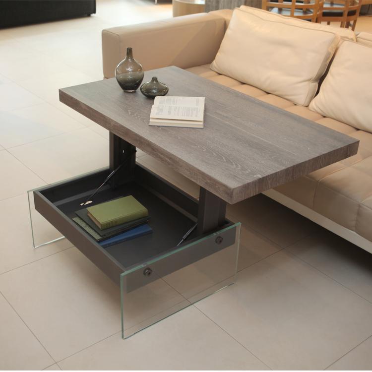 Folding Coffee Table Folding Mini Transforming Coffee Table