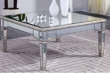 Great Silver Coffee Table