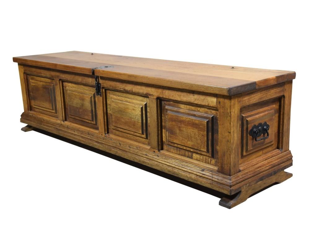 Industrial Rustic Coffee Table