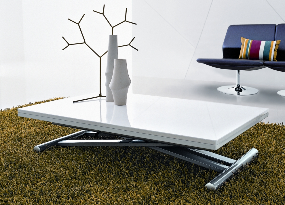 Modern Fold Out Coffee Table