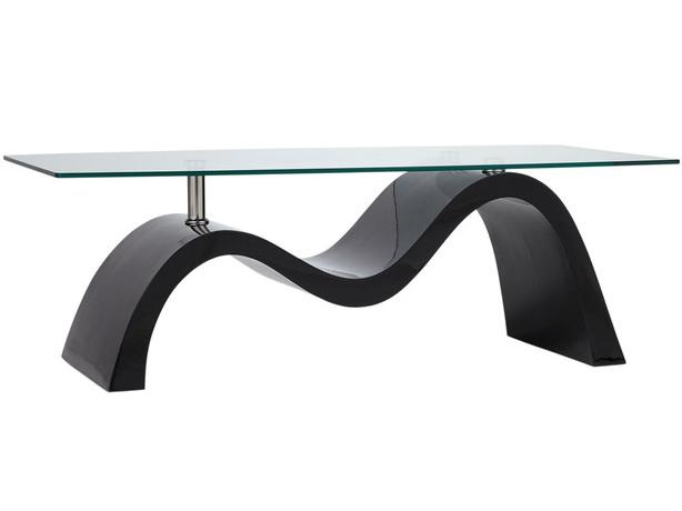 Narrow Coffee Table Futuristic Design