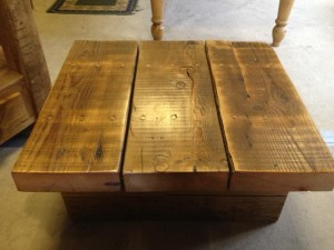 Antique Pine Coffee Table Coffee Tables