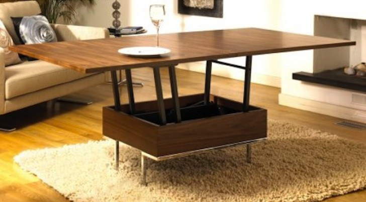 Convertible Coffee Table for Small Spaces