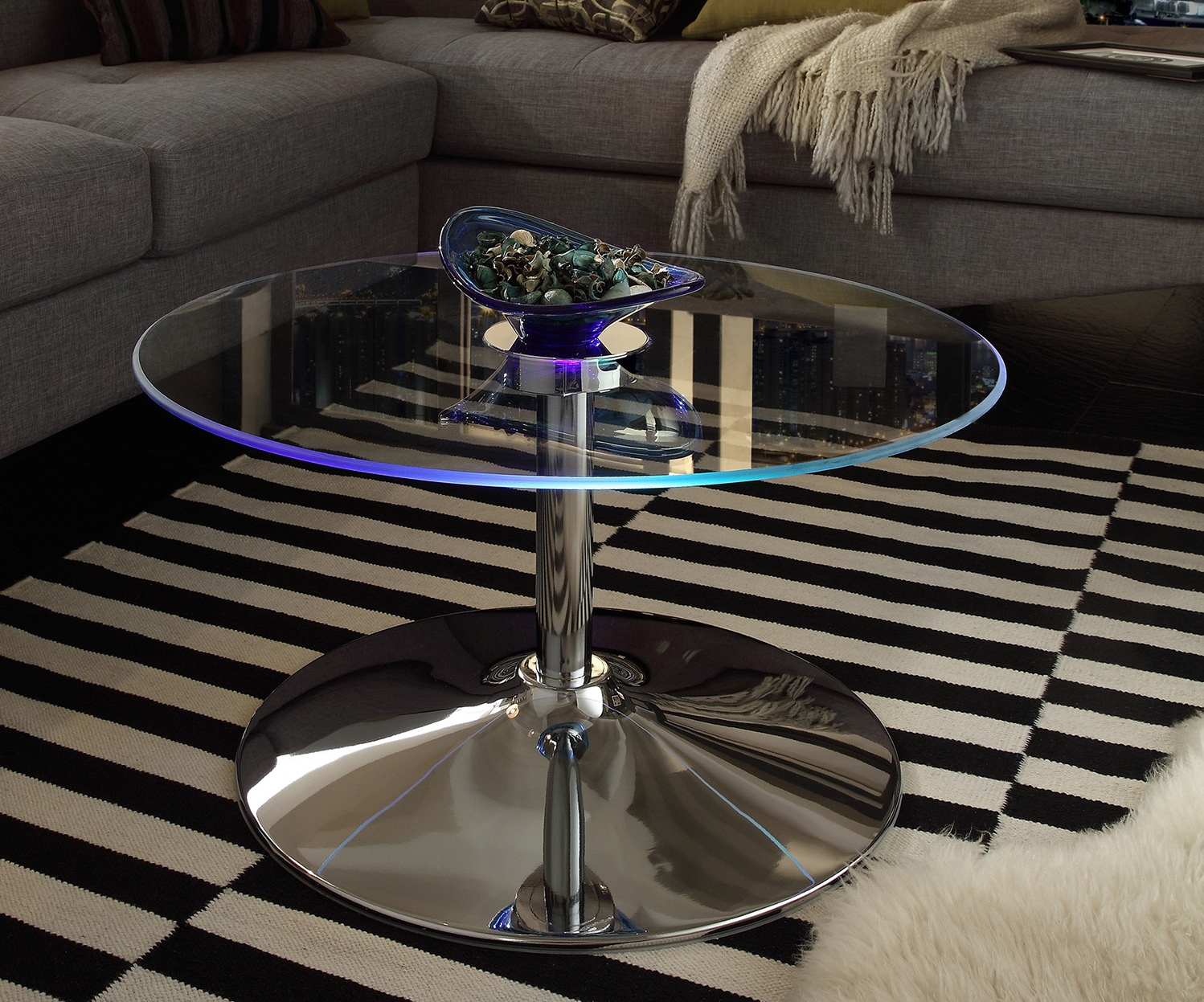 Modern Overstock Coffee Table