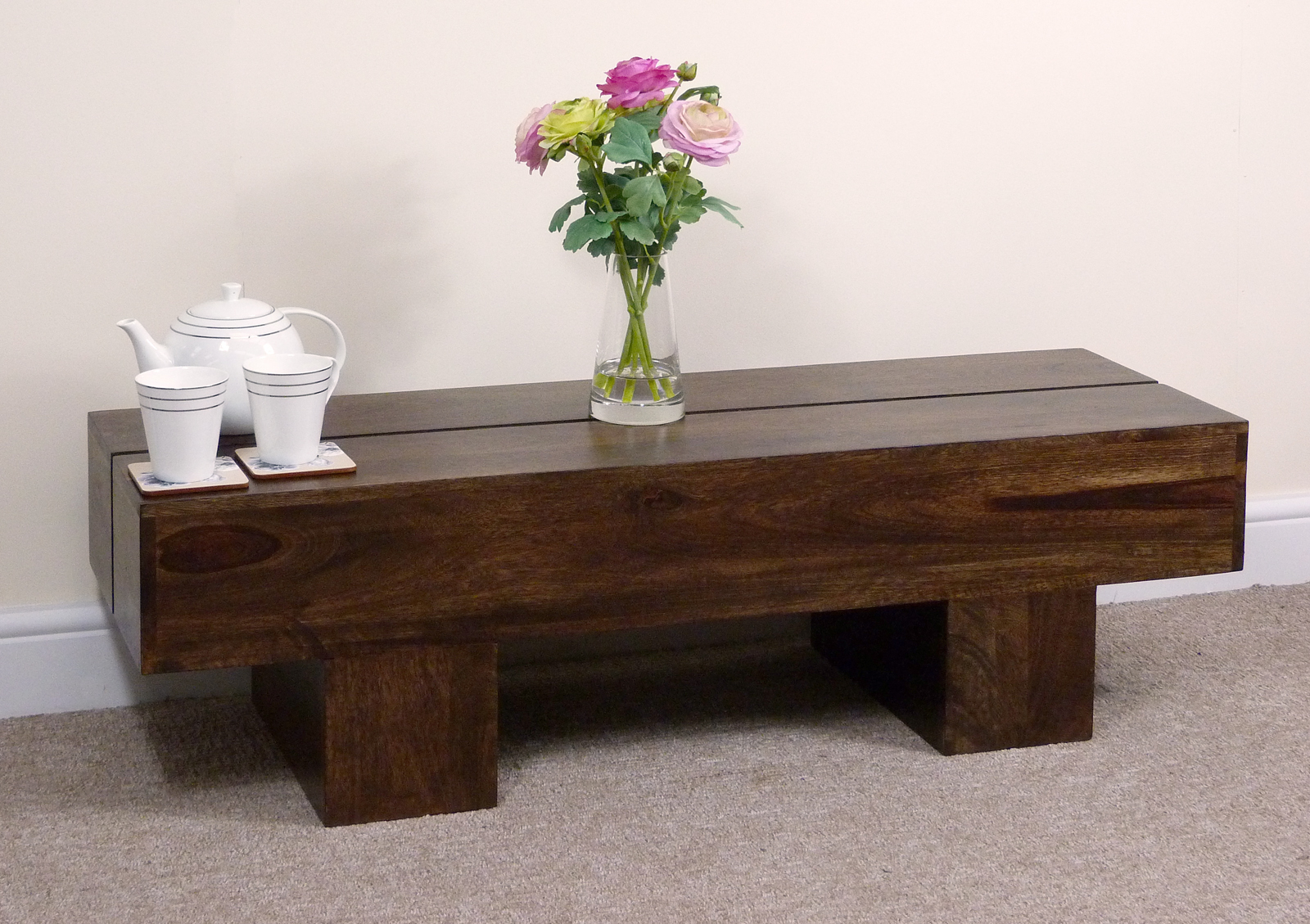 dark wood furniture. Rustic Dark Wood Coffee Table Image And Description Furniture L