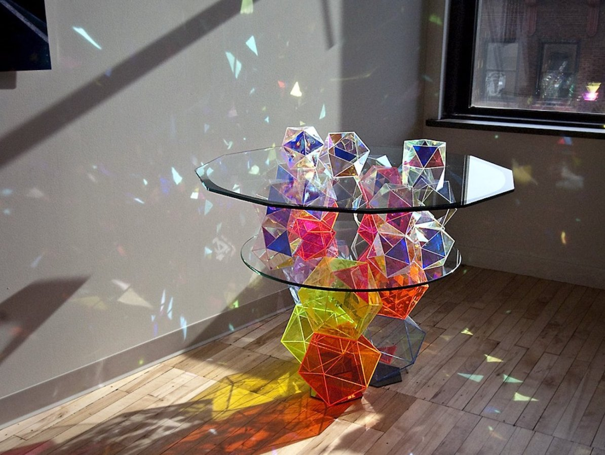 Amazing Cocktail Table