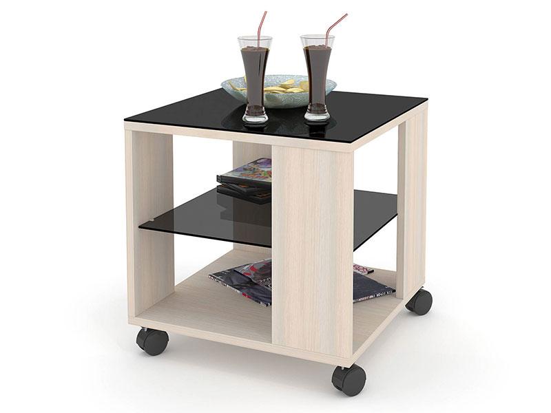 Original Coffee Table On Wheels