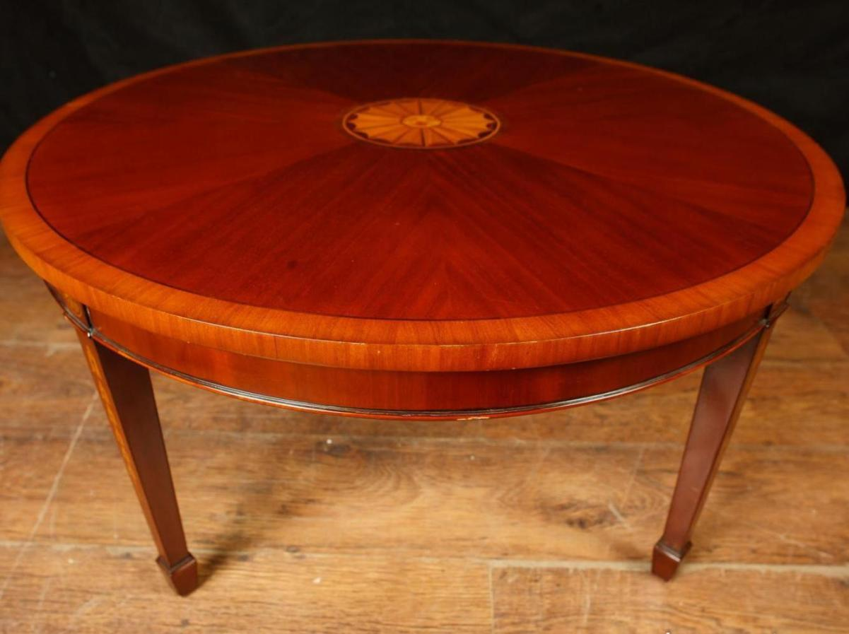 Solid Redwood Coffee Table