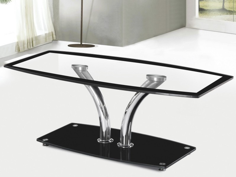 Stylish Glass Coffee Table