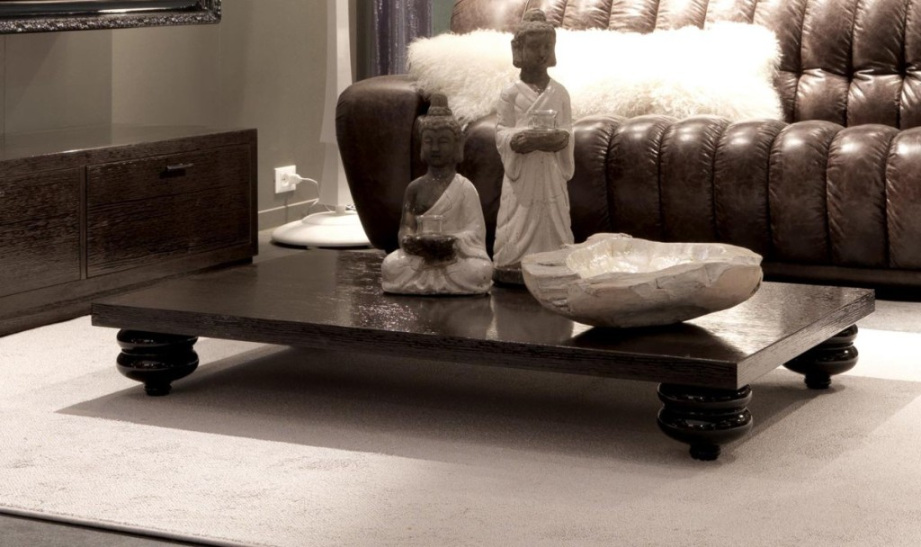 Low Luxury Coffee Table