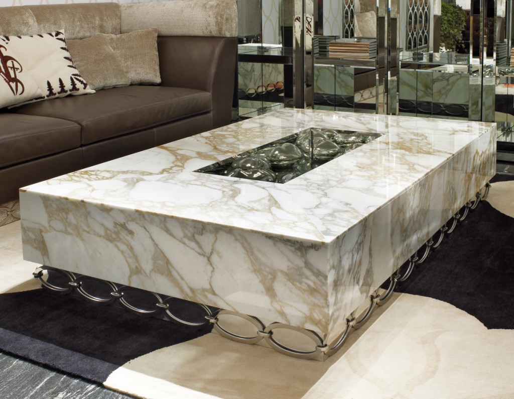 Opulent Luxury Coffee Table