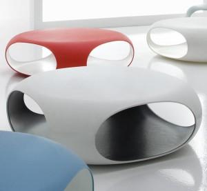 Original Plastic Coffee Table