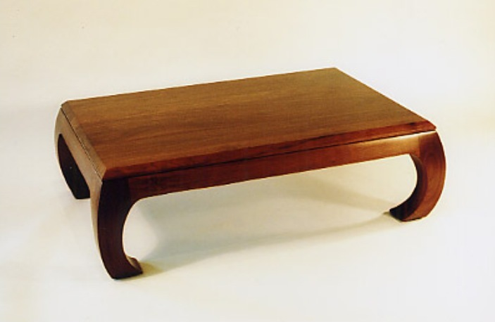 Wooden Japanese Coffee Table