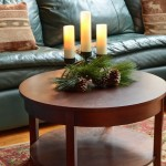 Unique Coffee Table Christmas Centerpieces