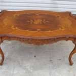Antique French Provincial Coffee Table