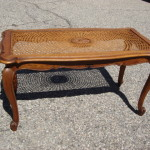 Antique Tiny Coffee Table
