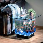 Aquarium Small Coffee Table