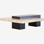 Beluga Dania Coffee Table