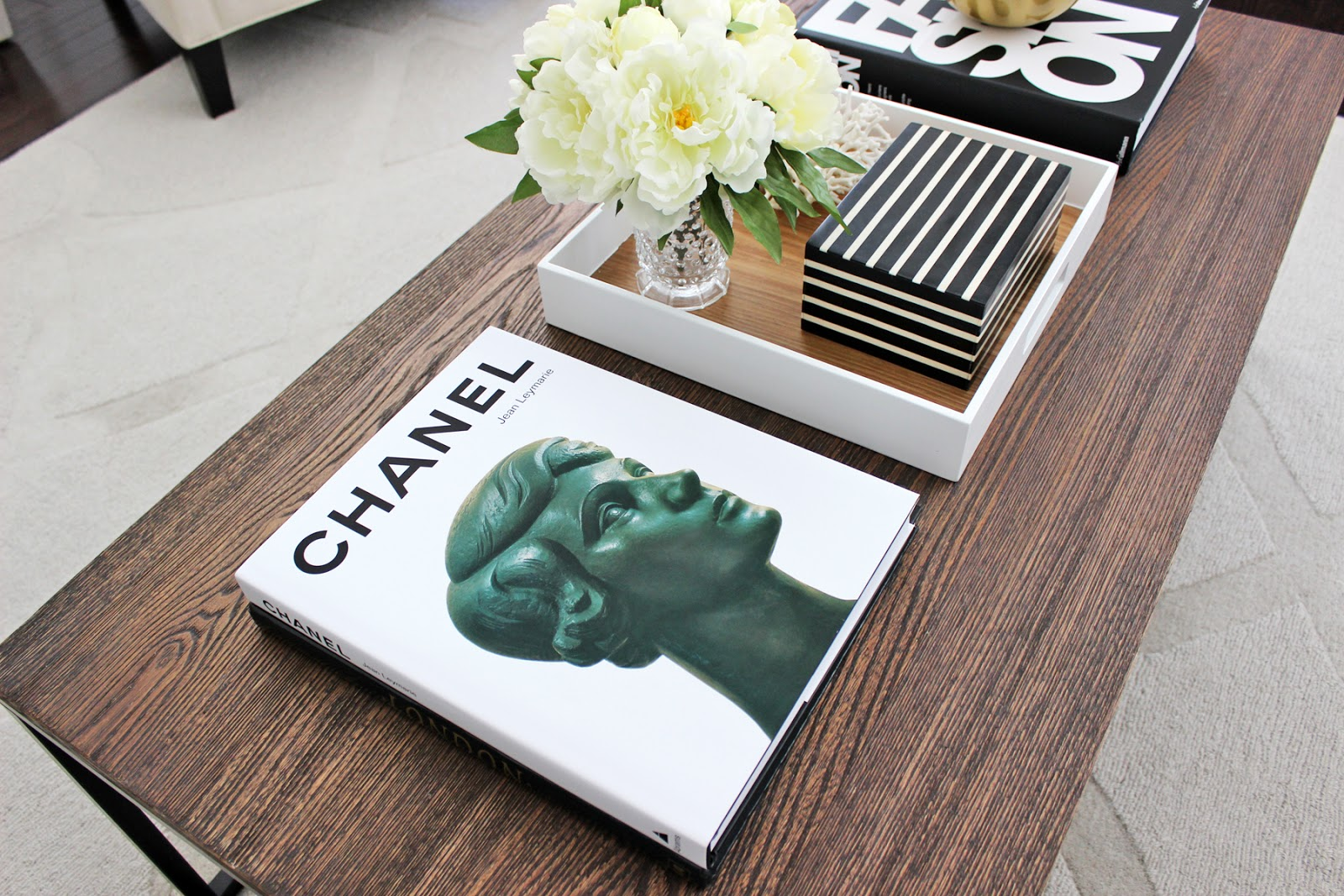 Wonderful Chanel As Coffee Table Book Image And Description