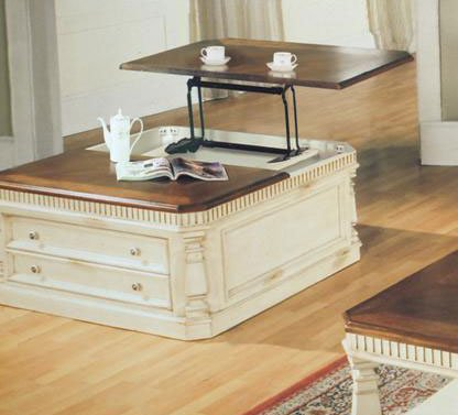 Classic Form Lift Top Coffeel Table