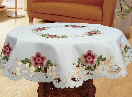 Delightful Coffee Table Cover Tablecloth Image And Description