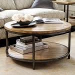 Durham Round Coffee Table Ballard Design
