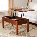 Extendable Coffee Table Idea