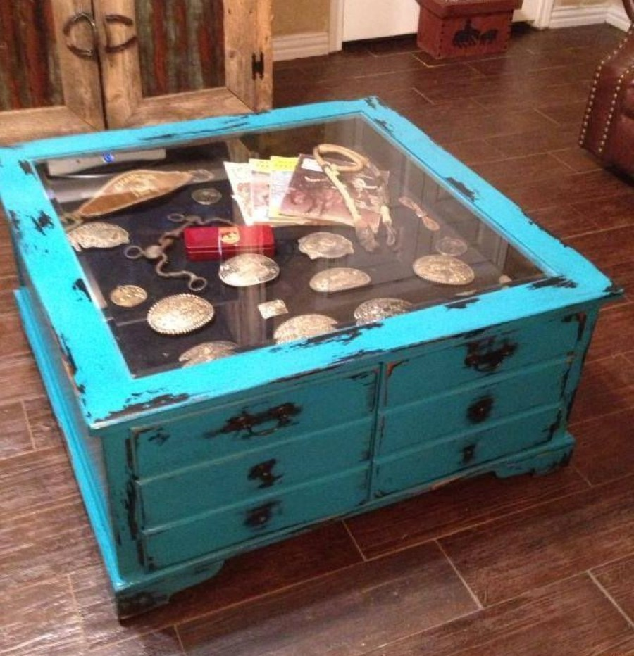 Funky Box Coffee Table