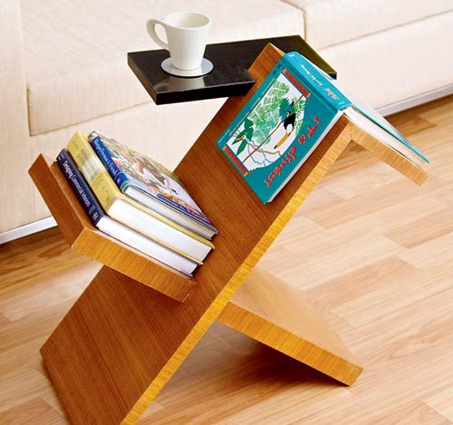 Funky X-Coffee Table