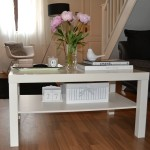 Ikea Lack Coffee Table in White