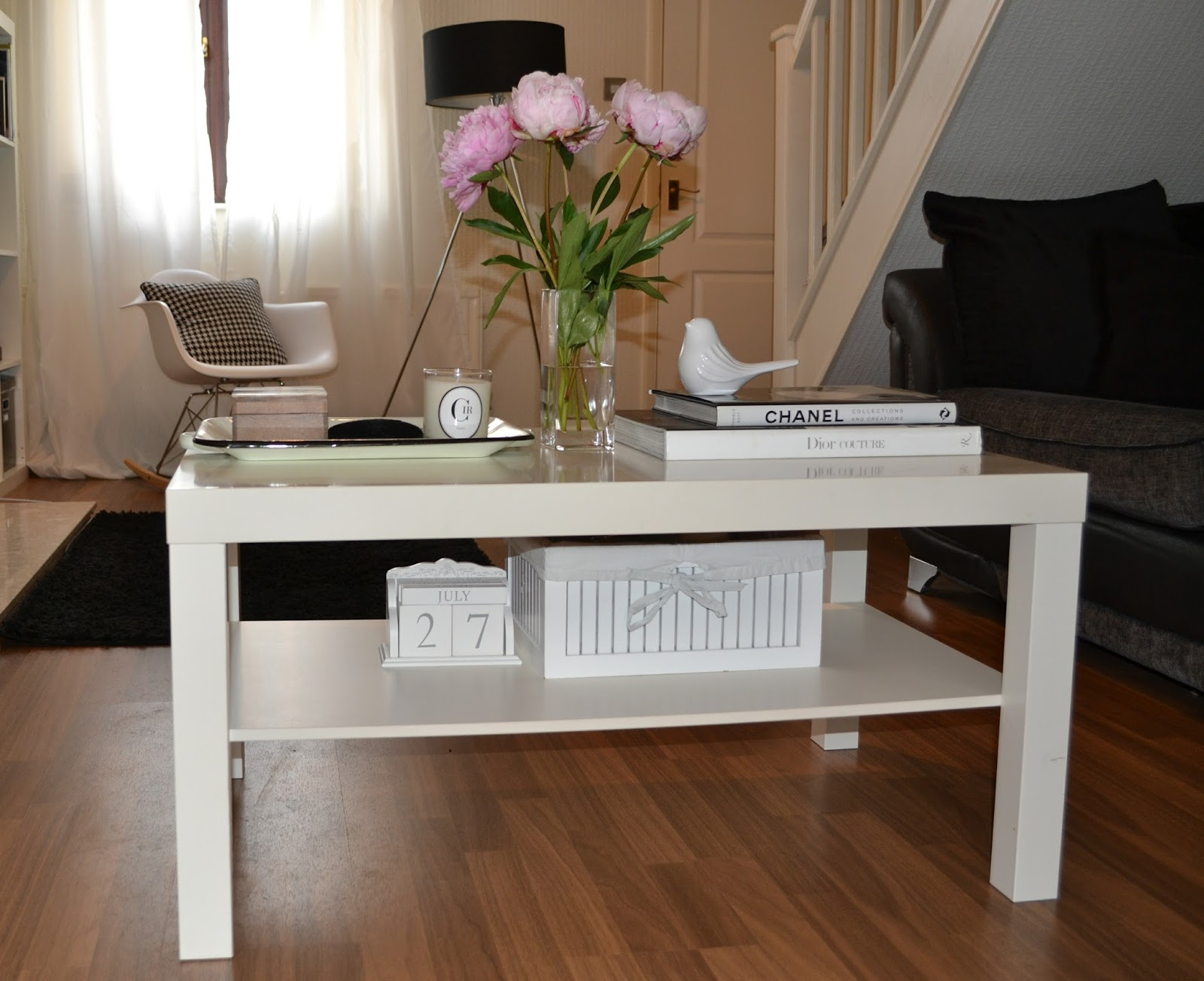 ikea lack coffee table Ikea Lack Coffee Table In White | Coffee Tables ikea lack coffee table
