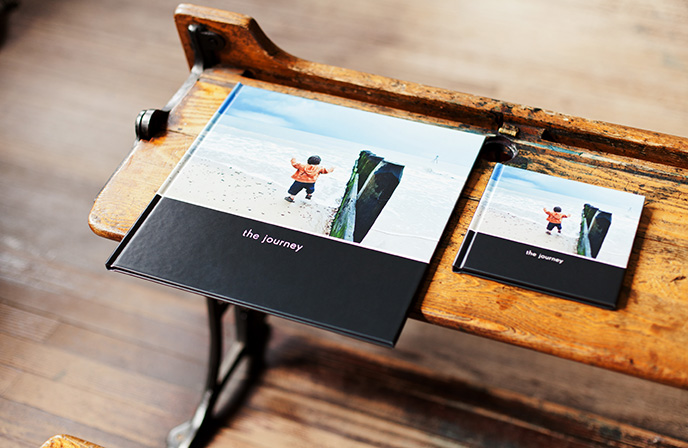 Journey Coffee Table Book