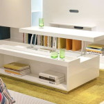 Lift White Coffee Table