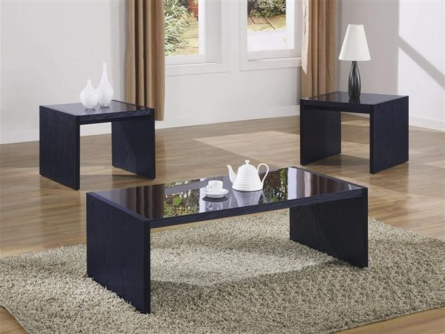 Minimalistic Coffee Table Set