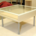 Modern Ikea Glass Coffee Table