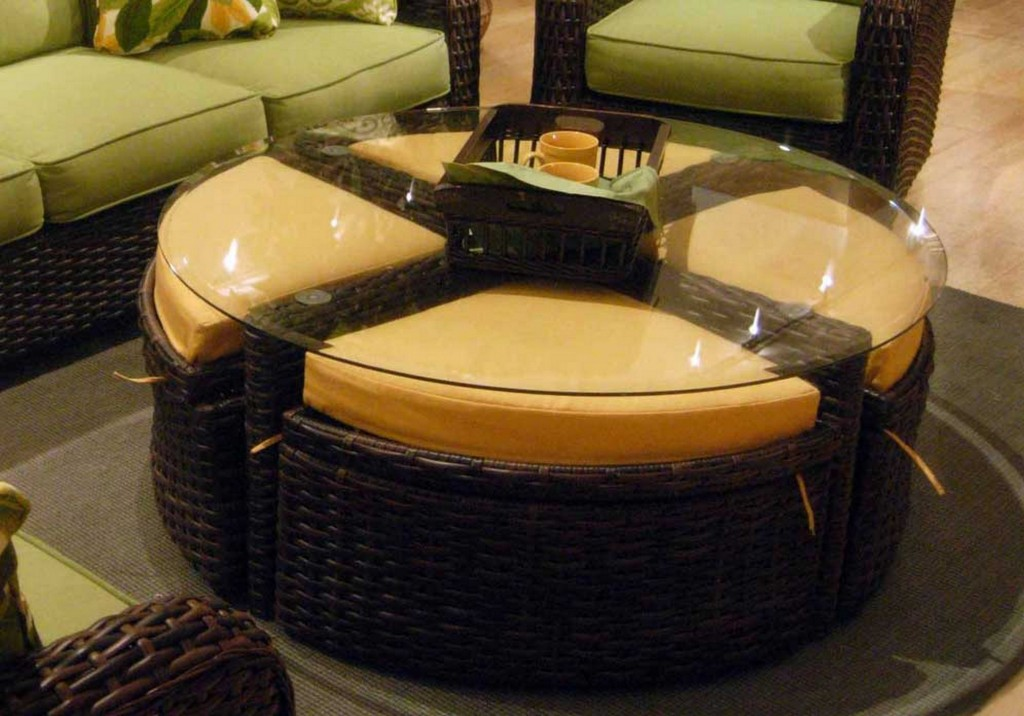 Rattan Round Coffee Table Images 39 Decor