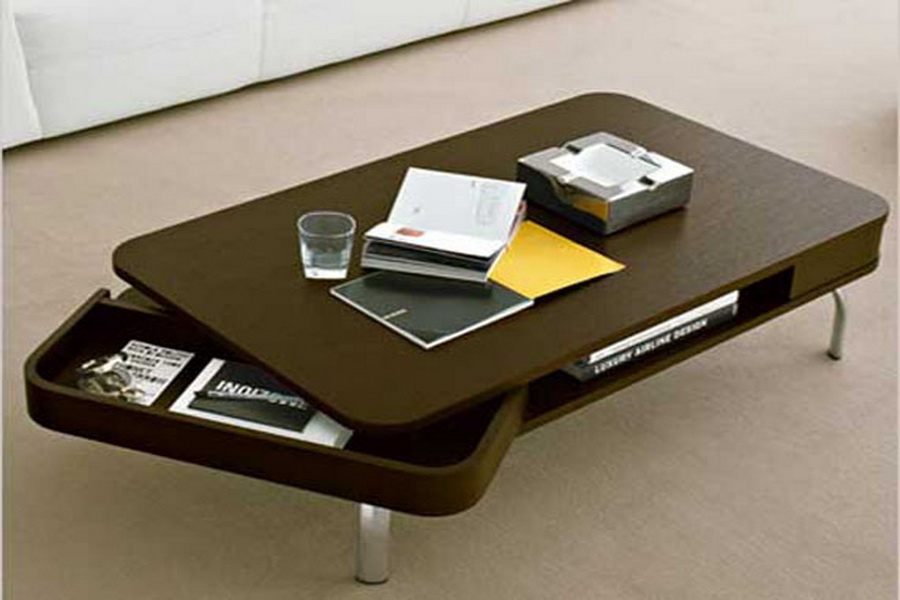 Practical Coffee Table Idea