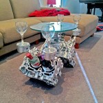 Practical Engine Coffee Table