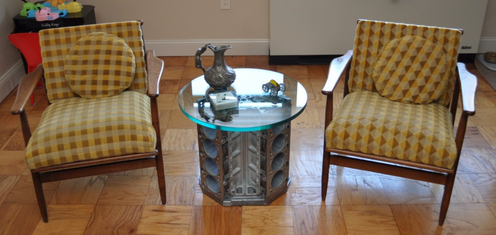 Pretty Engine Coffee Table
