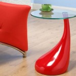 Round Coner Table