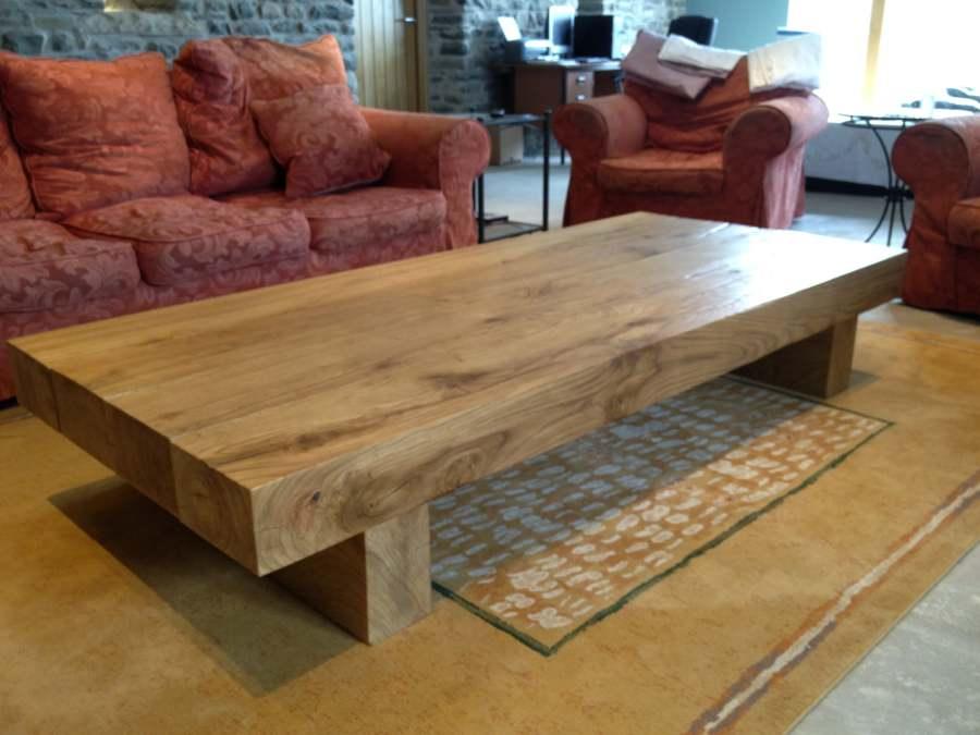 Popular Rustic Wood Coffee Table Design | Coffee Tables DI36